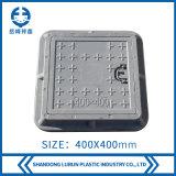 En124composite BMC/SMC/FRP Square Manhole Cover with Competitive Price
