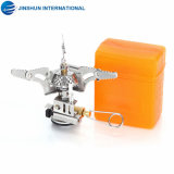 Durable Lightweight Outdoor Cooking Gas Stove Mini Size Portable Folding Camping Gas Stove