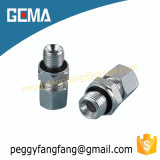 Metric Male 74 Cone Bsp Male O-Ring Hydraulic Adapter (1QG)