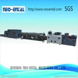 Conical Twin Screw PVC Pipe Production Line with SGS Standard