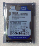 Internal New 2.5 Inch SATA 160GB Laptop Hard Disk