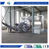 Environmental Waste Plastic and Tyre to Fuel Oil Pyrolysis Plant
