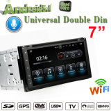"7""Carplay Anti-Glare Quad Core Android Universal 2DIN GPS Radio Car DVD Player"