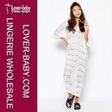 Women Bathing Suit Crochet Beach Dress (L51283-2)