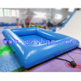 Inflatable Family Size Swimming Pools/0.9mm PVC Tarpaulin Inflatable Water Pool