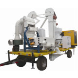 Mobile Grain Seed Processing Machine