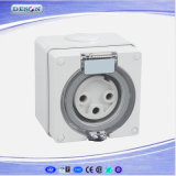 IP67 3pin 10A/15A/32A Australia Standard Waterproof Industrial Socket