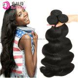 Grade 9A Beauty Remy Peruvian Human Hair Body Wave Wavy Cuticle Hold Can Be Dyed Peruvian Virgin Hair Weaving