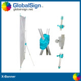 Aluminum Portable X Display Stand for Events