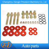 Low-Profile Engine Valve Cover Washer Hardware Kit Fit for Honda