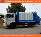 4X2 Garbage Compressor Garbage Compactor Truck