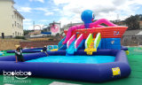 Octopus Links Inflatable Pool