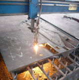 Cutting Laser Chassis Base-Sheet Metal Parts -Metal Stamping Parts