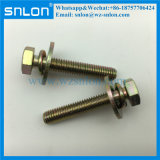 High Strength Hex Bolt Assembly Large Plain Washer