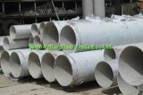 Large Diameter Stainless Steel Seamless Pipe by Grade 202