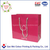 2016 Welcomed Cosmetic Gift Paper Bag