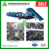 Fully Automatic Waste Tire Recycling Machine/ Rubber Powder Production Line