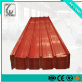 Dx51d Grade 0.38mm Color Coated Corrugated Steel Sheet
