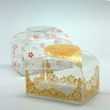 Factory Custom Clear Packing PP Pet PVC Plastic Gift Box