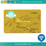 Cheap PVC/Plastic Blank Card, RFID Smart 125kHz Card. with Embossed Number