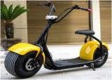 60V 1000W Fat Wheel Harley Citycoco Motor Electric Scooter