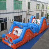 Kids Gaint Inflatable Obstacle Course Sport Game