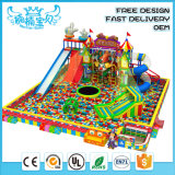 Popular Children Business Plan Indoor Playground Equipment with Big Ball Pool