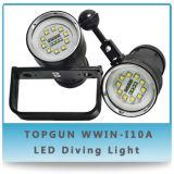 High Performance Topgun LED Diving Light