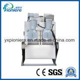 Chemical Wastewater Treatment Screw Type Sludge Dewatering Machine