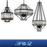 a&L Tilina Series Nordic Style Crystal Chandelier Pendant Lamp