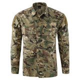 6-Colors New Camo Hiking Long Sleeve Shirt Tactical Hunting Shirt