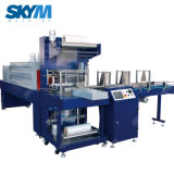 Automatic Shrink Wrapping Machine for Water Bottle/ Beverage Bottle/ Glass Bottle