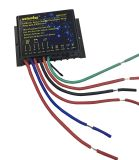 12V 30W Cheap Booster Voltage Constant-Current Solar Street Light Charge Controller Bh1208t