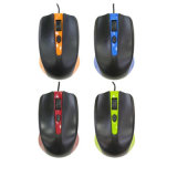 China Factory Sell Cheap Wired Optical Mouse in Bulk G-211-E