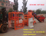 Hot! Shengya Qtj4-26c Automatic Faking-Free Concrete Block Making Machine