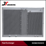 Aluminum Plate Fin Air Compressor Heat Exchanger