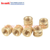 Heat Staking Outer Knurled Insert Nut