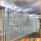 High Security Galvanized Palisade Fencing to Power Station