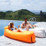 Cheap Original Waterproof Durable Fabric Inflatable Sofa Lazy Bags Air Bed