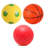 BSCI Audit Blank or 1 Color or Colorful Logo Printed Different Sizes Eco-Friendly Kids Toy Custom Printed Mini Vinyl Sports Ball