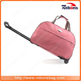 High Quality Professional Striped Pattern Trolley Bag