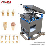 Best Ice Cream Popcorn Cone Forming Machine Pizza Cone Holder