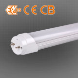 Half PC+Half Aluminum T8 LED Tube with Ce RoHS Approval