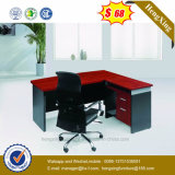Modular Design Chipboard Well Accepted Office Table (HX-SD338)