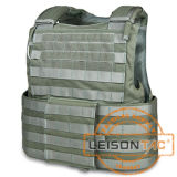Kevlar Ballistic Vest with Quick Release System