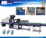 Good Packed Bottle PE Film Shrink Wrapping Machine China