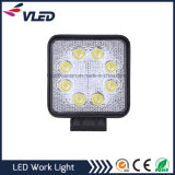 Auto Parts 24W LED Work Light Spot Light for Truck