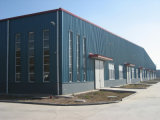 Steel Structural Industrial Factory Building (KXD-SSB135)