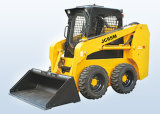 Tyre Wheel Skid Steer Loader Small Loader Construction Machinery M Series