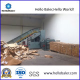 Horizontal Automatic Baler Press Compactor for Waste Paper